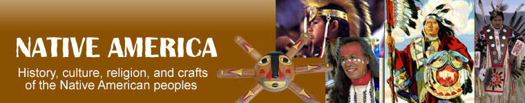 Guide and resources about native americans, native american art and native american jewelry